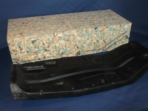 Seat Base and foam